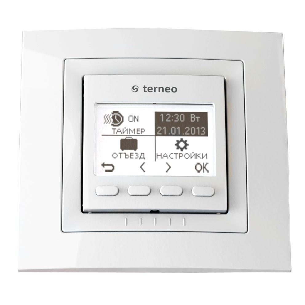 Регулятор температуры пленочного отопления ПЛЭН